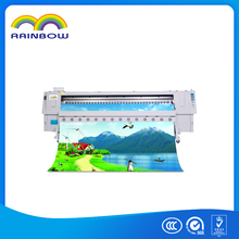 3.2M Roll to Roll Soft Film UV LED Digital Inkjet Printer