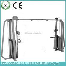 2016 Economical Fitness machine/Adjustable Crossover Cable APL-616/DFT fitness