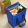 supermarket insulated shopping cart bag