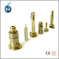 cnc spare parts brass scrap price cnc lathes machine parts