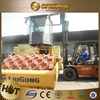 construction LIUGONG new compact vibratory road roller for sale CLG614(single drum) 14on
