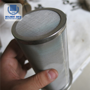 Stainless Steel Home  Filter Barrel