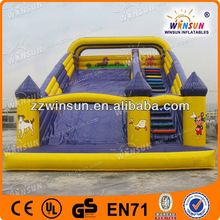 Customized new colourful pvc for building inflatables