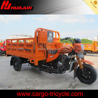 truck cargo tricycle/gas motor tricycle/adult big wheel tricycle