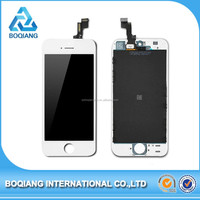 Repair accessories mobile phone lcd for iphone 5s accept PayPal