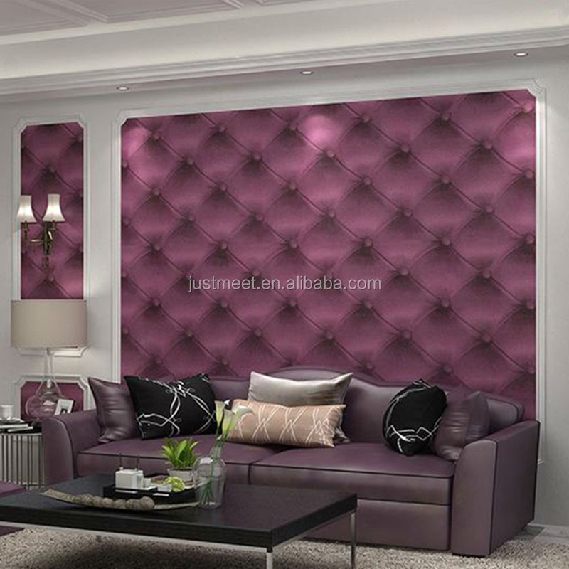 2014 building material modern korea price of wallpapers