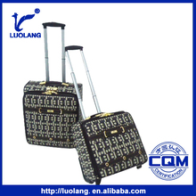unique cheap light business pailot luggage best travel business carry-on luggage