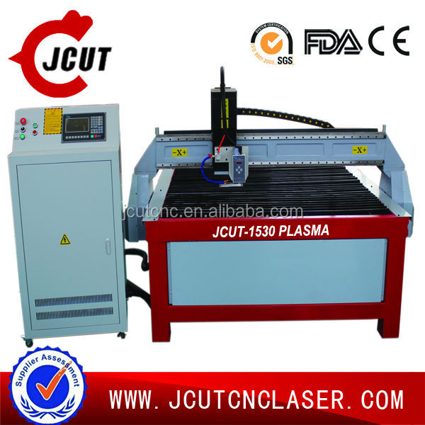 Steel Sheet Cutter/CNC Plasma Cutter/Metal Cutting Plasma Machine JCUT-1530
