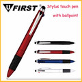 Fashion Beautiful Multicolored roller ballpoint Pen ,HIgh quality touch pen for laptop