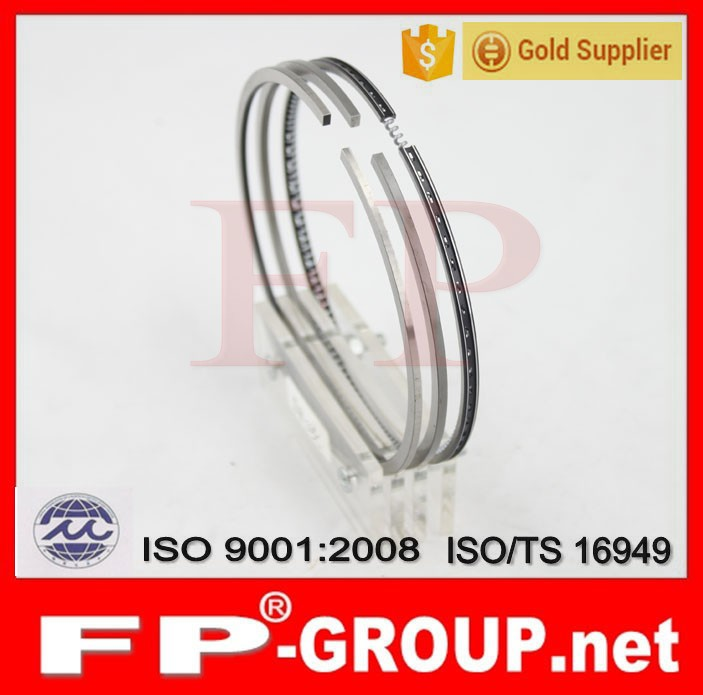 Small engine piston ring for Nissa QD32 diesel engine