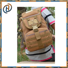 Khaki Military Backpack with Molley System high quality army tactical pack