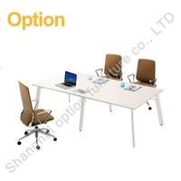 Standard size office table office furniture description