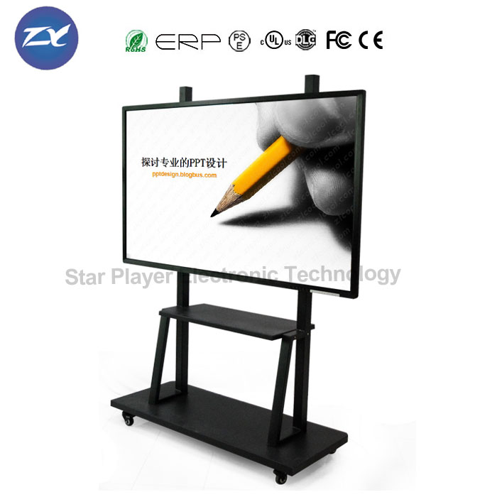 Star Player 55''65''75''80''84''China portable interactive whiteboard smart interactive board