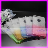 2016 color changing slim tpu mobile phone cases for iphone