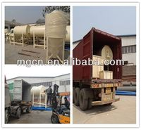 Specialized manufacturer best quality small dry powder mortar mixer in China
