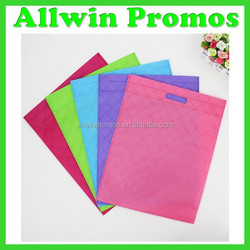 High Quality Blank Non-woven Tote Bag for Promotion