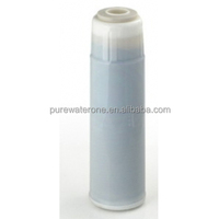 Sliver Granular Activated carbon filter