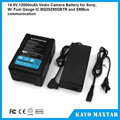 digital video camera battery 3.7V 6000mAh 4S2P 14.8V 12000mAh lithium polymer battery pack