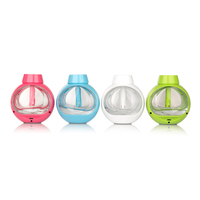 Portable Air Purifier And Humidifier With Led Light