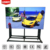 Distribute KTV background advertising big screen outdoor tv wide view angle with bracket