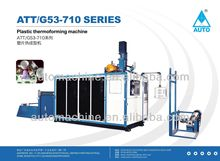 PET Cup Thermoforming machine at ATTG53-710