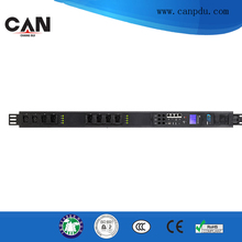 IEC C13 outlet Remote Switched Intelligent PDU Power Distribution Unit