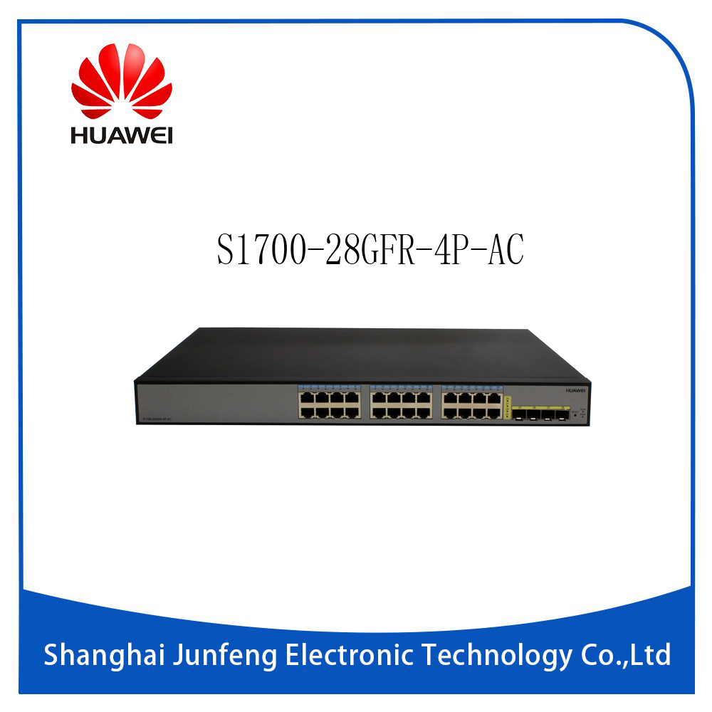 huawei switch S1700 network Switch web-managed switches S1728GWR-4P