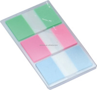 Hot selling Cheap heart shaped promotional custom memo pad set sticky notes with logo printed