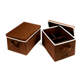 Hot sale China factory direct supplier folding living room storage box
