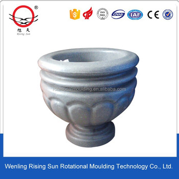 Good quality new products rotomolding mold for flower pot