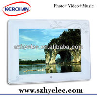 shenzhen lcd memories digital photo frame/cartoon sex photos frames for pictures(DPF9808)