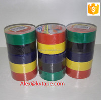 UL CE Approved Flame retardant & Lead Free Electrical Insulation PVC isolation Tape