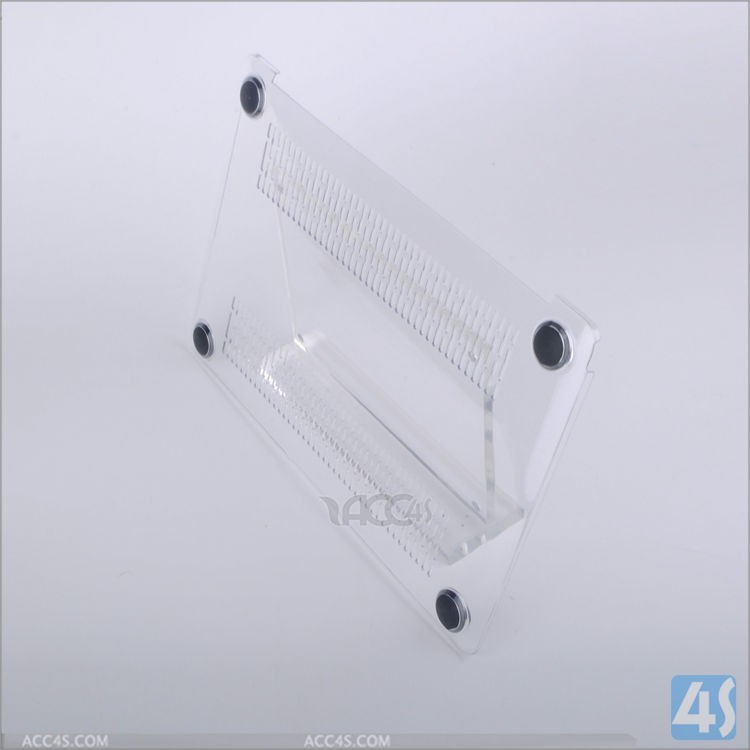 clear Plastic Hard Crystal Case for Apple Macbook Air 12'' slim