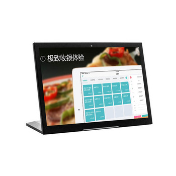 IPS Panel 13.3 Inch Full HD Android Tablet media Advertising display self service kiosk machine With NFC
