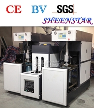 High speed small plastic bottle manufacturing equipment for 5 gallon