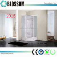 zhejiang best selling accordion recycled glass wall panels economical shower cabin