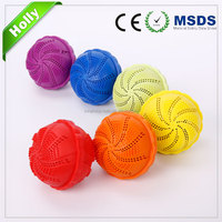 as seen tv products hot ellipse tpr washing ball washing ball