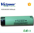 Best selling NCR18650BE 3.7v 3200mah lithium ion rechargeable battery