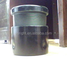 API Plastic/Rolled Steel Thread Protector for Drill Pipe/Casing/Tubing/Octg