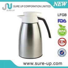 new design glass thermos refill coffee jug for daily drinkware (JGKT)