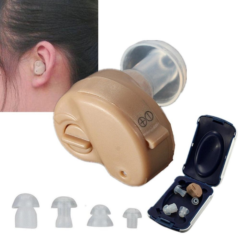 Best Digital Sound Amplifier Ear Aids Adjustable Tone AXON K-88 Rechargeable Hearing Aid Aids In Ear Ear Plug Deaf Aid