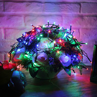 Waterproof Solar Christmas string light 20 30 50 100 200 LEDs