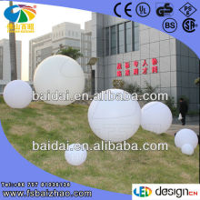 2013 hotest color change and rechager led hanging ball lights BZ-WB30