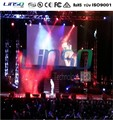 event show,stage rental, concert Usage and 2.5mm/3mm/4mm/5mm/6mm/8mm Pixels led screen indoor price from Linso Tech