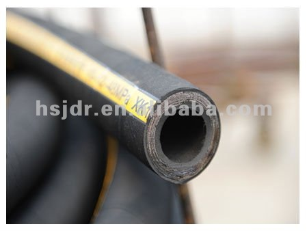 Multi Spiral Hydraulic Hose,wire braided rubber hose,SAE J517 TYPE 100 R12
