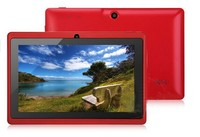 free sample Q88 cheap dual core import tablet pc with dual camera