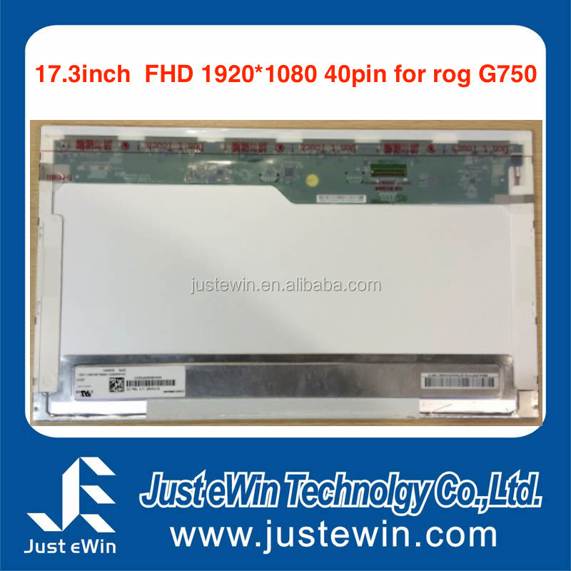"New 17.3"" Normal LED notebook display B173HW02 V1 lcd Panel Compatible with N173HGE-L11"
