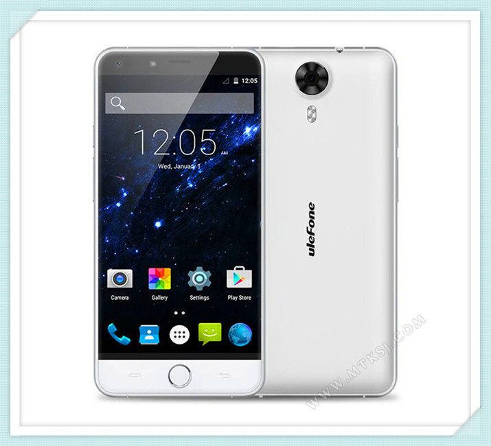 Ulefone Be Touch 2 Android 5.1 Lollipop 4G Mobile Phone Dual SIM MTK6752 Octa Core 3GB/16GB Fingerprint ID 1920*1080 Cellphone