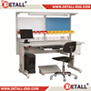 ESD electronic workbench with functional configuration