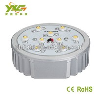 2016 Popular high power 9w 12w ceiling fans with led lights ce rohs